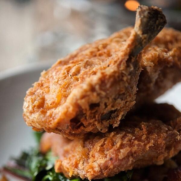 Beal house fried chicken special