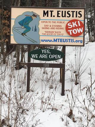 Littleton, NH Ski Tow