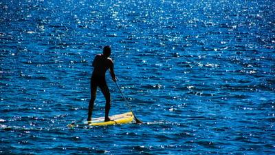 paddle boarding nh